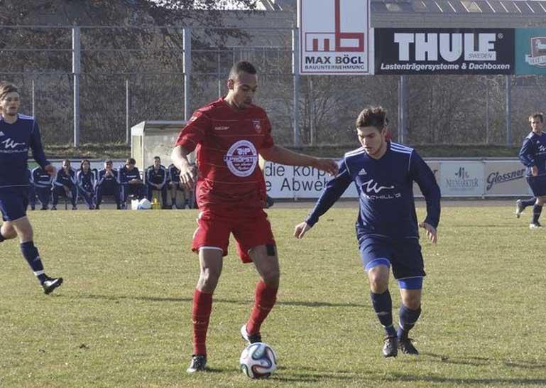 pro-footballer-debut
